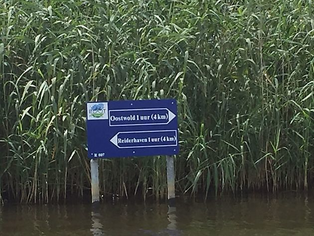 Vaargebied Oldambtmeer - Bootverhuur Beerta Blauwestad